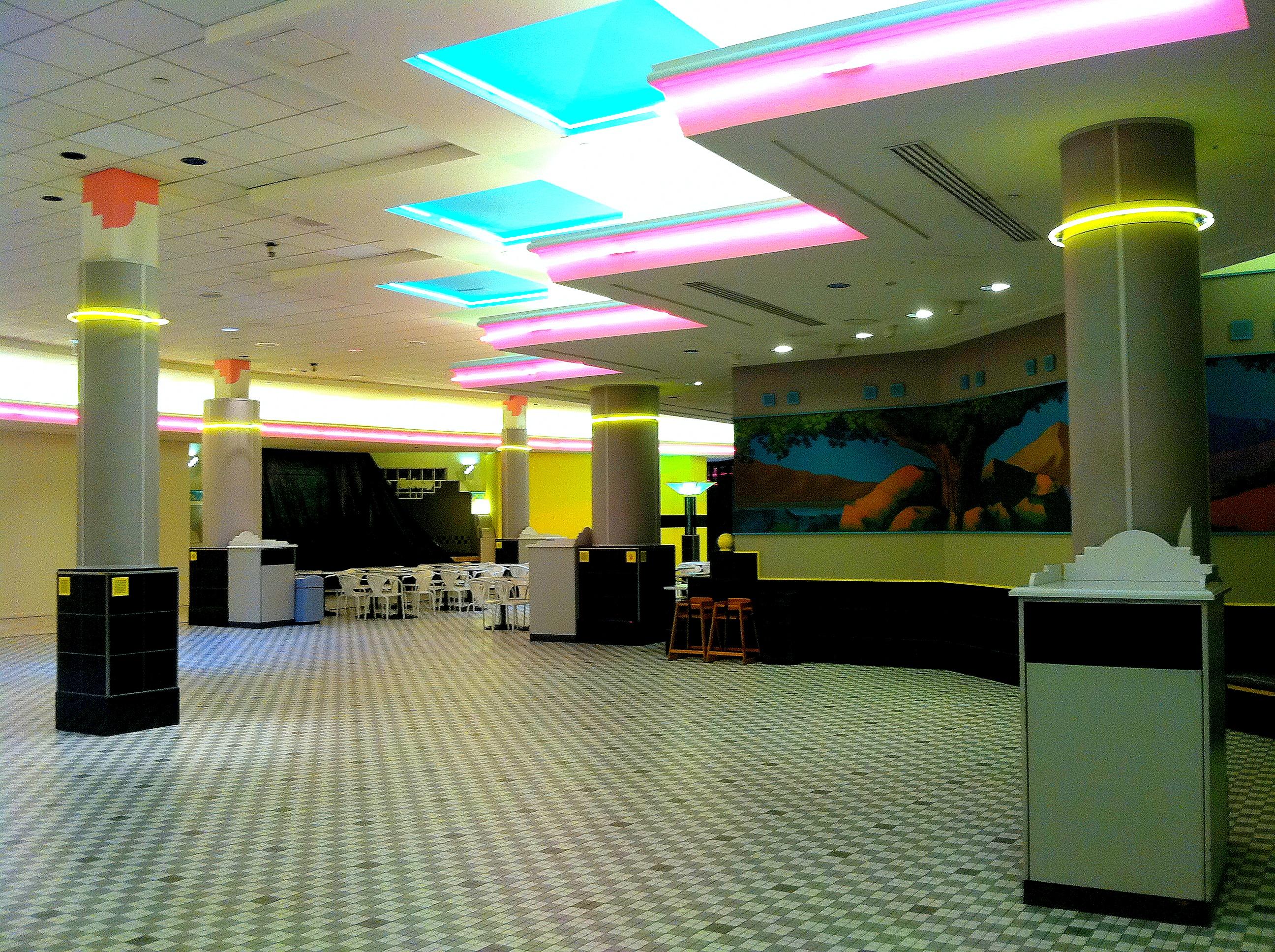 Food Court Rockville Md