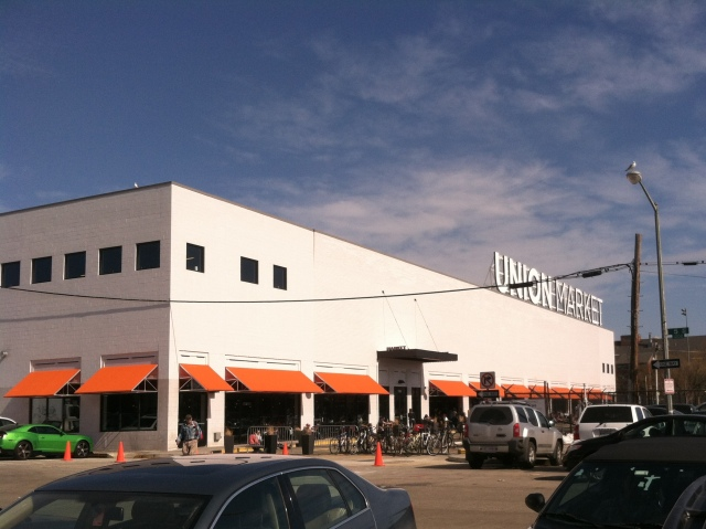 The new Union Market.