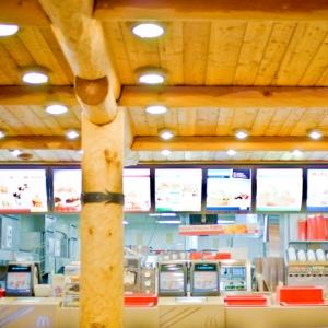 The Zermatt McDonald's. Image: DavidMartynHunt.