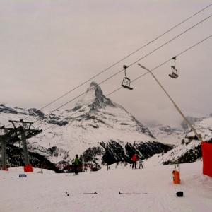 The Matterhorn from Sunnegga.