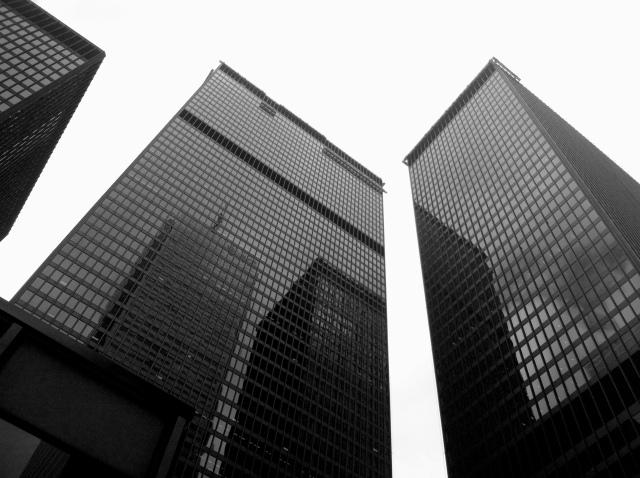 Toronto-Dominion Centre (1969), Mies van der Rohe.