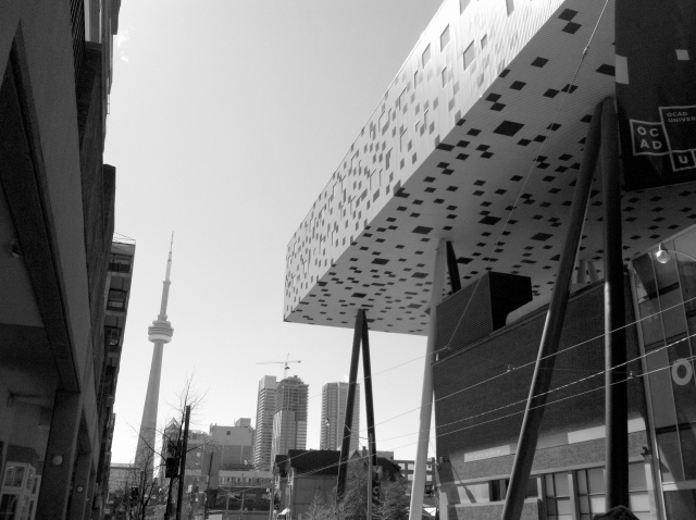 Sharp Centre for Design at OCAD University (2005), Will Alsop.