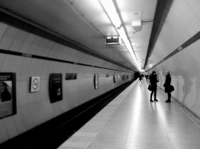 St. Patrick Station, Toronto Subway (TTC) (1963).