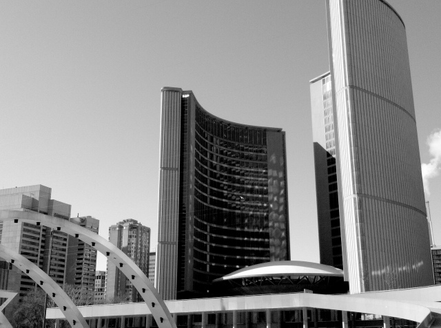 Toronto City Hall (1965), Viljo Revell.
