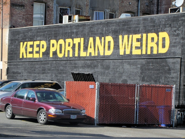 The city's motto (David Berkowitz/Flickr)