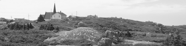 Peggy's Cove, Nova Scotia (J.S. Graboyes/Duck Pie)