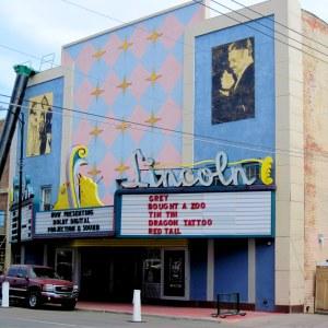 Lincoln Theater, Cheyenne, Wyoming.