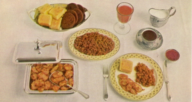 Fancy Breakfast, 1958. Source: Glen.H/Flickr.