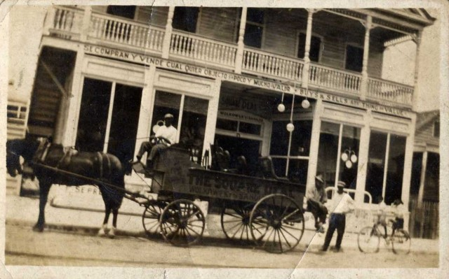 The Square Deal, 328 Simonton Street, Key West.